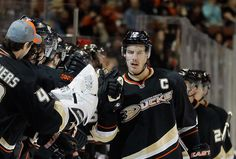 Ryan Getzlaf needs to score more, but I still love him.