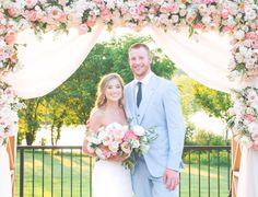 Congrats Carson Wentz! Super Bowl and wedding #weddingseason #comebackszn #flyeaglesfly #carsonwentz @cj_wentz11