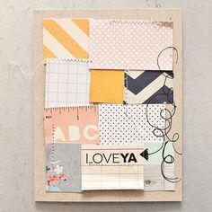 Love Ya >> Maggie Holmes Studio Calico Oct Kits