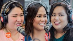 """Frenchie, Bituin and Radha cover """"Saving All My Love For You"""" LIVE on Wi..."""