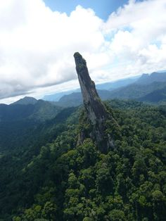 mountain in Central Borneo? | Central Borneo - Indonesia    By: HeliAgus