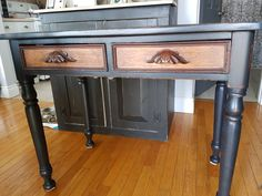 Door Furniture, Furniture Refinishing, Entryway Tables, Doors, Cabinet, Storage, Red, Home Decor, Clothes Stand