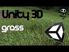 Unity 3D Lesson 3 - Grass - YouTube