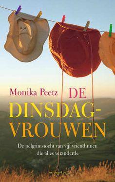 De Dinsdagvrouwen-Monika Peetz-boek cover voorzijde
