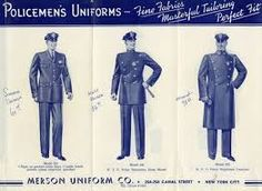 Inspiration for officer Lockstock on the right