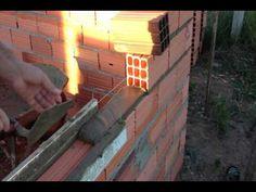 Aprenda como construir um GABARITO para assentar tijolos!         |          Meia Colher