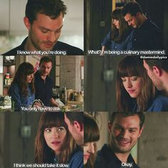 love, forever şi christian grey imagine pe We Heart It Fifty Shades Darker Quotes, 50 Shades Darker, Shades Of Grey Movie, 50 Shades Trilogy, Fifty Shades Series, Fifty Shades Movie, Jamie Dornan, Anastasia Grey, Fifty Shades