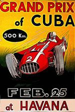 1957 First Grand Prix of Havana, Cuba