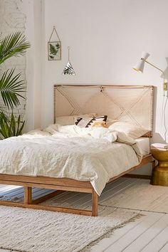 Shop Rasha Yarn Dyed Duvet Cover at Urban Outfitters today. We carry all the latest styles, colors and brands for you to choose from right here. Urban Bedroom, Room, Bedroom Sets, Home, Bedroom Design, House Interior, Bedroom Inspirations, Modern Vintage Bedrooms, Bedroom Vintage