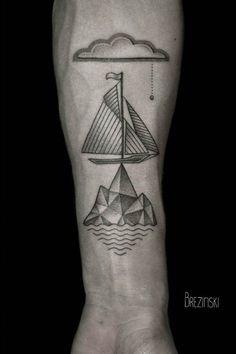 Les tatouages pointillistes : des œuvres d'arts à même la peau