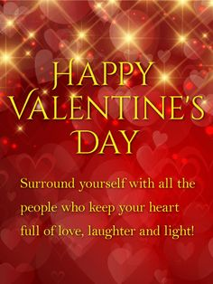 Sending my love on valentines day holidays pinterest laughter and light shining happy valentines day card this classic valentines greeting card can be sent to any special person in your life family m4hsunfo