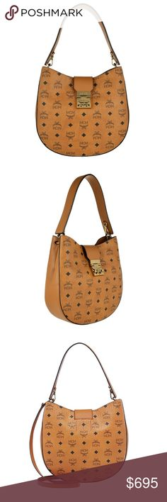 9209368938550 MCM Medium Patricia Visetos Hobo Bag SAME DAY SHIPPING (ALL MY ITEMS ARE IN  STOCK