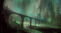 Shanty Town by on DeviantArt Fantasy City, Fantasy World, Fantasy Story, Dwarven City, Dwarf Fortress, Underground World, Character And Setting, City Painting, Fantasy Pictures