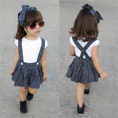 Frocks For Girls, Kids Frocks, Dresses Kids Girl, Little Girl Outfits, Kids Outfits Girls, Fall Toddler Outfits, Cute Toddler Girl Clothes, Cute Baby Dresses, Girls Dresses Sewing