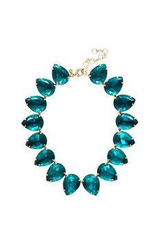 Pear necklace... I'm lovin it!