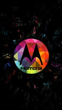 Motorola Moto Z Wallpaper With Logo