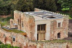 Astley Castle in Warwickshire -- Phuket villas for sale