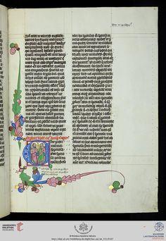 Vatikan, Biblioteca Apostolica Vaticana, Pal. lat. 151: Vatikan, Biblioteca Apostolica Vaticana, Pal. lat. 151 Origenis Admantii: Sammelhandschrift (1387)