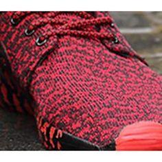 Zapatos Unisex-Tacón Plano-Confort-deporte-Informal-Tul-Negro Azul Naranja – TaFull  E-Commerce