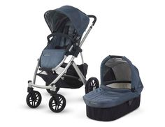 Most Versatile Stroller: UPPAbaby VISTA - very expensive But seems well designed, not a bulky stroller that takes up lots of room