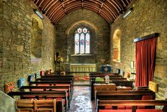 Gorran Haven Church, Cornwall