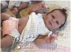 A Romie Baby Full Bodied Solid Silicone Doll Sculpted Reborn by Romie Strydom   eBay
