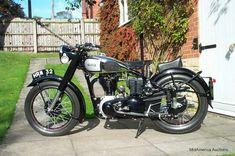 1948 norton es2, motorcycle photo gallery, norton motorcycle pictures, norton motorcycles