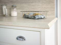Laminate Kitchen Countertops With White Cabinets before and after - diy kitchen renovation soapstone sequoia