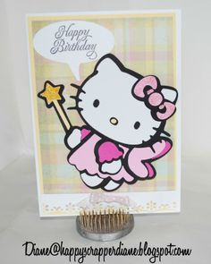 images for Hello Kitty Cricut cartridge | Hello Kitty Font -HK6 cut at 4.5 all layers