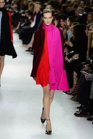 Christian Dior Autumn/Winter 2014 Paris Fashion Week - via MyDaily