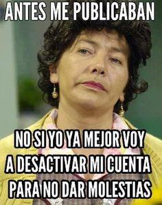 Doña Lucha  jajajajja como yo con whatsapp jajajja