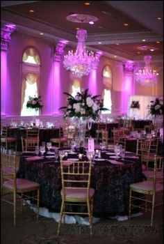 17 Black Lace Table Cloths $550