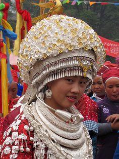 Lusheng Festival - Chong An - Guizhou province - China