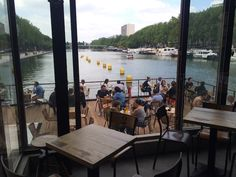 Your top 10 sun-kissed and lively summer terraces in Paris