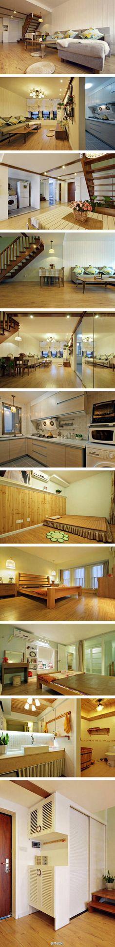 Japanese style loft