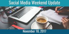 Welcome to the social media weekend update. Your place for social media news, updates, and rumors so you can get informed and then get back to your weekend.