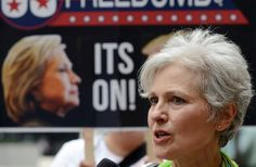 Who Is Jill Stein? Meet The Third-Party Alternative To Hillary Clinton And Donald Trump BY JULIA GLUM