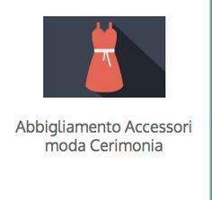Abbigliamento accessi moda Cerimonia