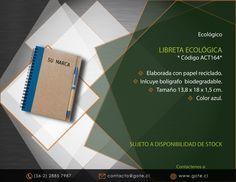 Libreta Ecológica