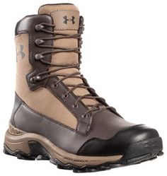 Under Armour Tanger Waterproof Hunting Boots for Men - Uniform/Maverick… #camping #hiking #outdoors #shooting #fishing #boating #hunting