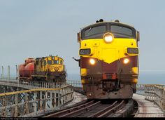 RailPictures.Net Photo: EMCO 4210 Cliffs Erie Railroad EMD F9(A) at Taconite Harbor, Minnesota by Dave Schauer