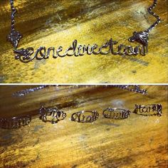 one direction jewelry