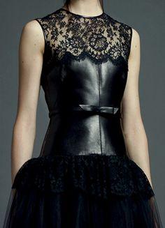 Leather & Lace  monsieur-j: Valentino Resort 2013 Lookbook