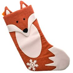 Fox Stocking                                                                                                                                                     More