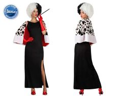 déguisement cruella d'enfer pour femme adulte Kimono Top, Costumes, Halloween, Women, Fashion, Facts, Woman, Men, Grown Women