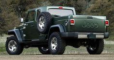 2017 Jeep Gladiator  http://digestcars.com/2017-jeep-gladiator/  #cars #truck #jeep #jeeptruck #futurecar #topcar #jeepgladiator