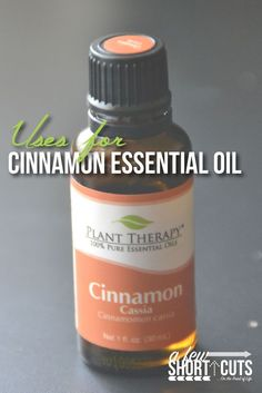 Have you tried essential oils? Check out all of the Uses for Cinnamon Essential Oil