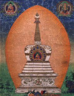 Terchen Kunkyong Lingpa was a fifteenth-century Nyingma treasure revealer. Also known as Pawo Terton, his major treasure revelation, from the White Stupa at Samye, was the Bairo Nyingtik, which was included in the Rinchen Terdzod.