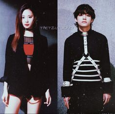 Bts Twice, Tzuyu Twice, Just For Fun, Chips, Punk, Kpop, My Love, Beautiful, Design