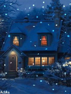 Cozy Christmas Home
